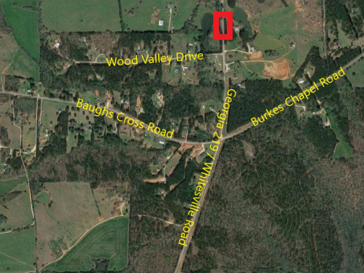 Section of Georgia 219/Whitesville Road in Troup County closing for emergency maintenance