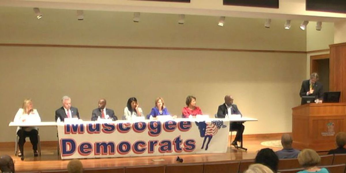 Voters meet Muscogee Co. judicial candidates at forum