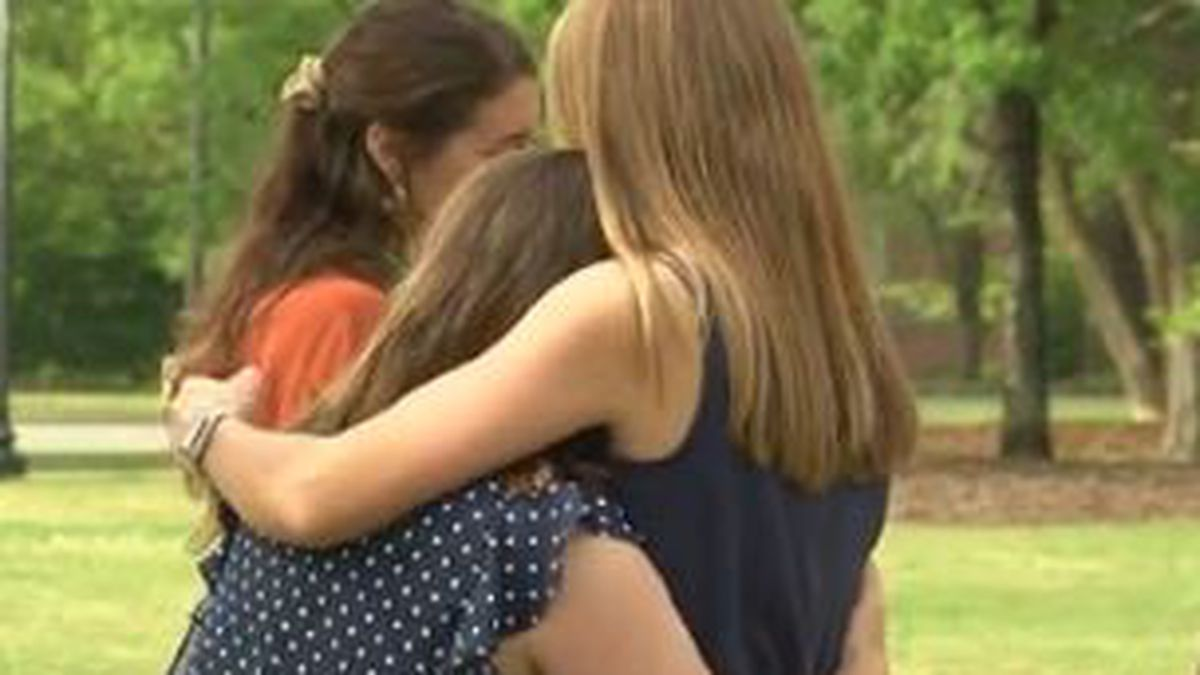 Auburn University has its first female student with Downs syndrome