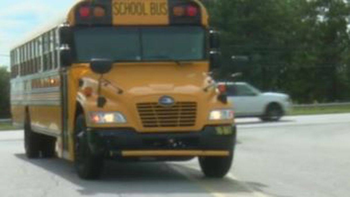 Compensation plan approved for MCSD bus drivers
