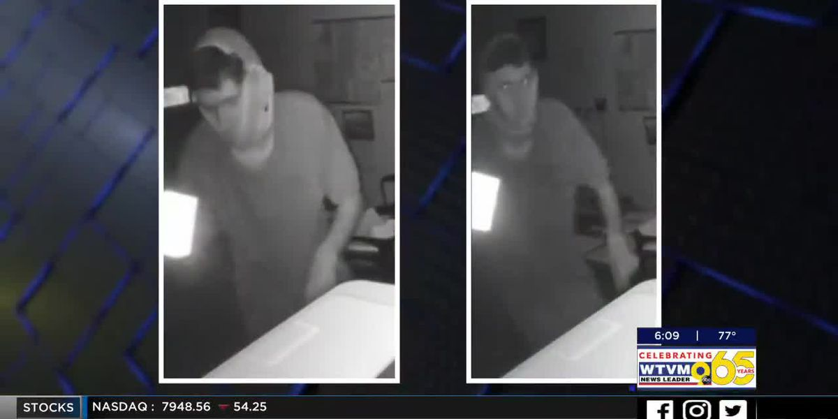 Opelika police release surveillance photos of burglary suspect