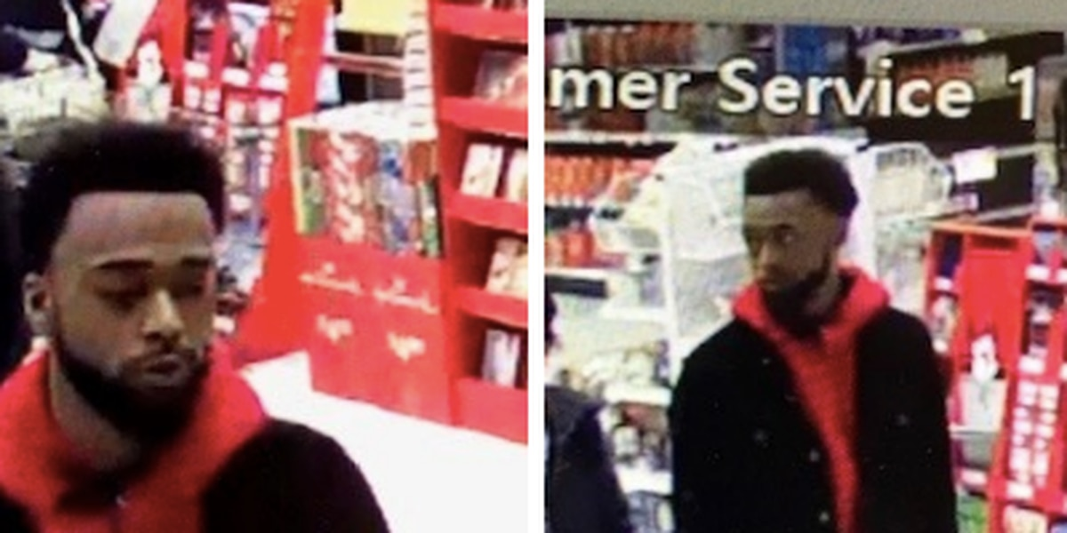 Columbus police searching for man in connection to card fraud case