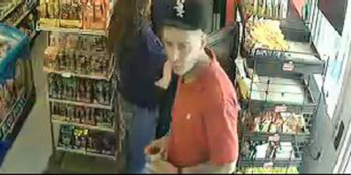 Person wanted for passing counterfeit money