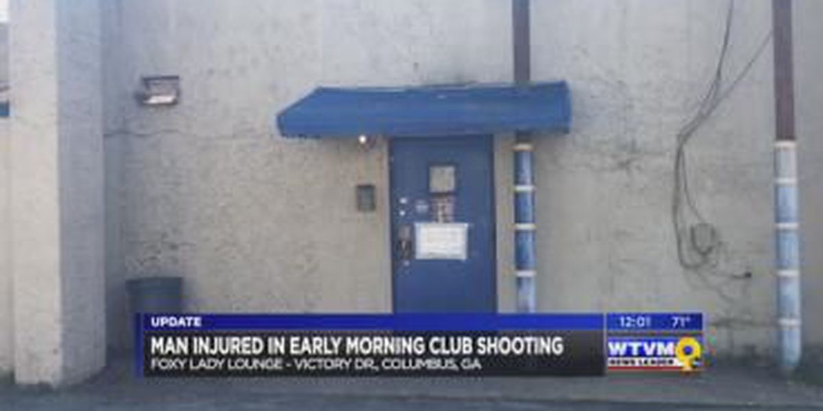 Man recovering after being shot at Foxy Lady Lounge