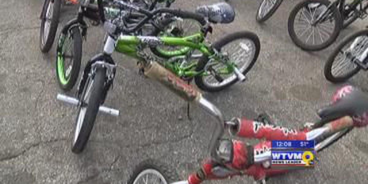 Columbus organization collecting bikes for annual giveaway