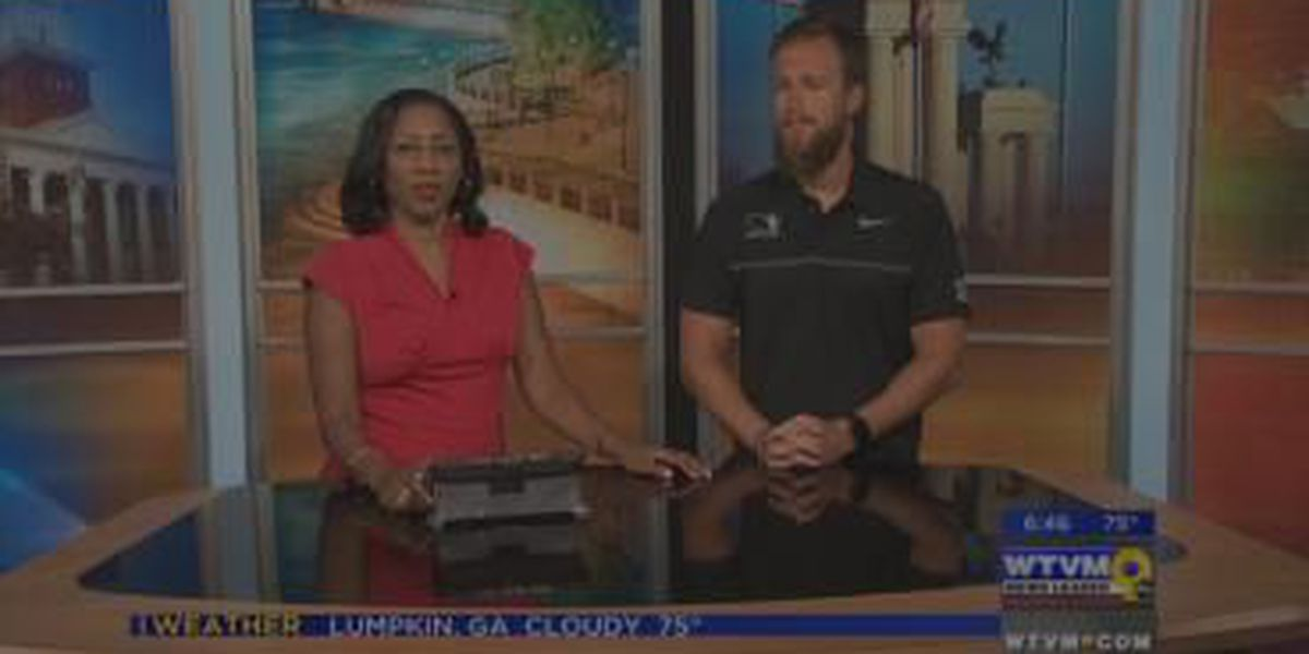 SEGMENT: Organization to host 5k and 10k to benefit the 75th Ranger Regiment