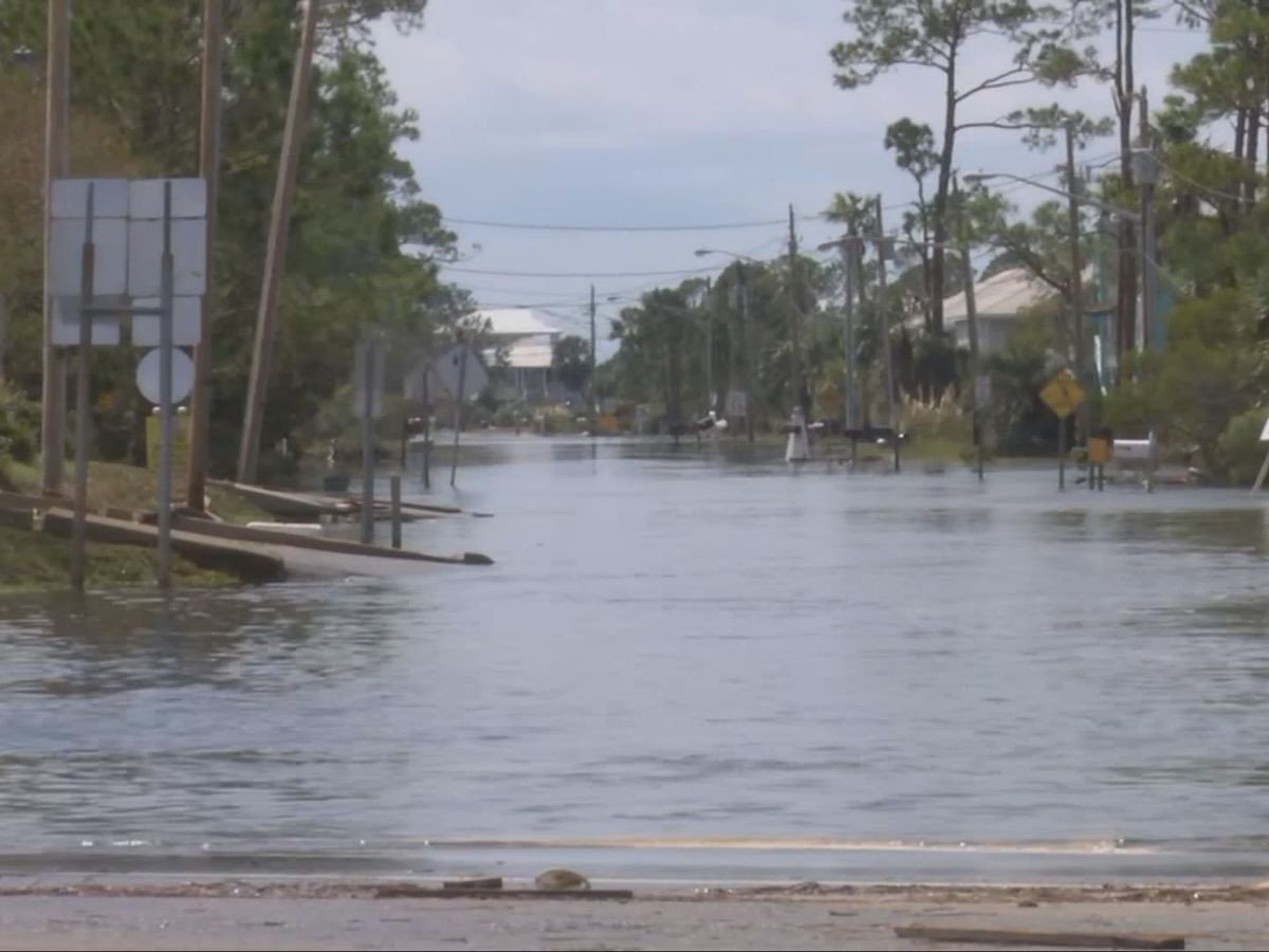 Many on Alabama coast without power, water after Hurricane Sally