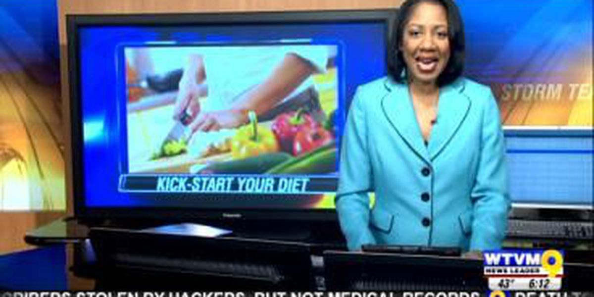 Tips to kick start your diet
