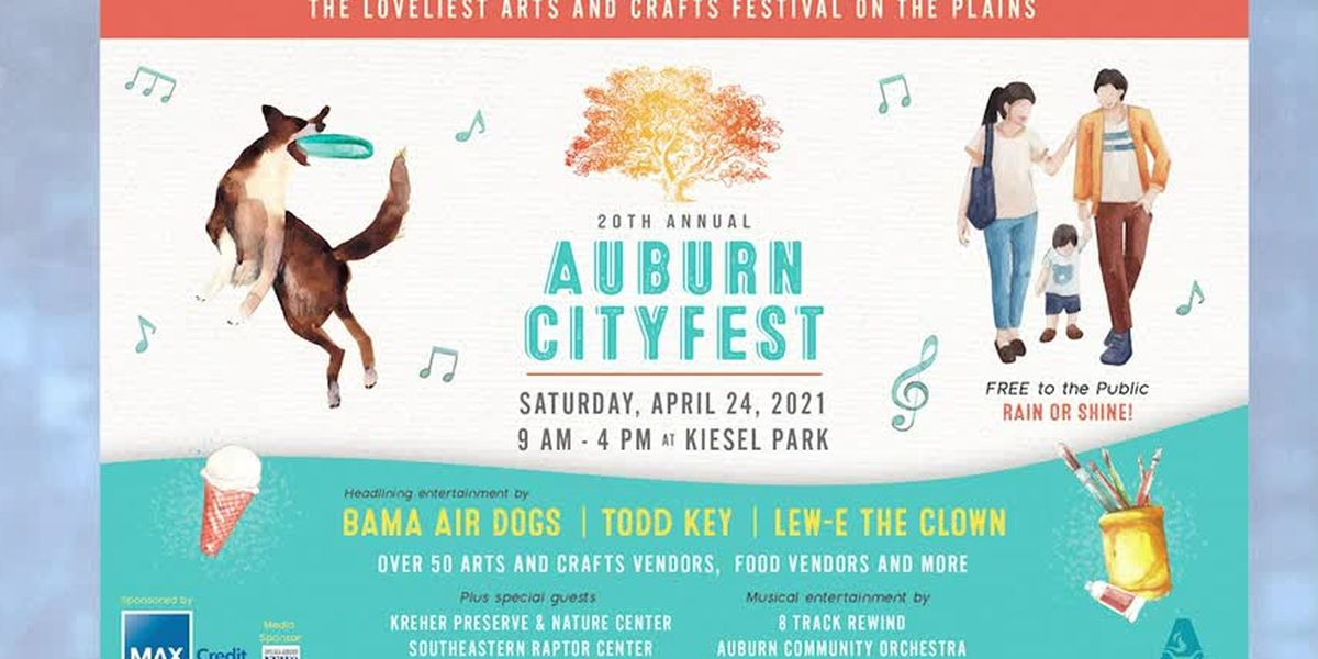 Auburn spring festival to return to the plains Saturday
