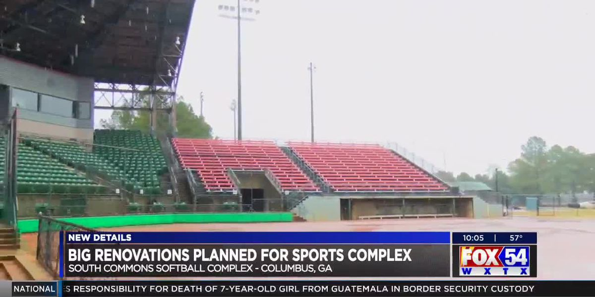$5.6M renovation to Columbus soccer complex marks first step toward international exposure