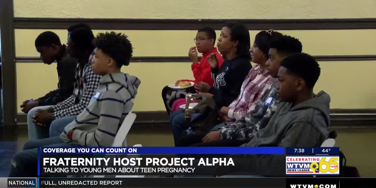 Project Alpha hopes to empower and educate young men in Columbus