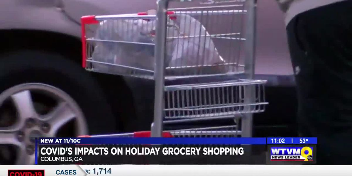 Shoppers in Columbus talk COVID-19's impact on Thanksgiving grocery lists