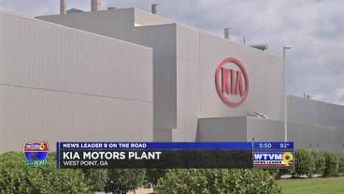 kia plant in west point continues to grow and bring steady jobs to area. Black Bedroom Furniture Sets. Home Design Ideas