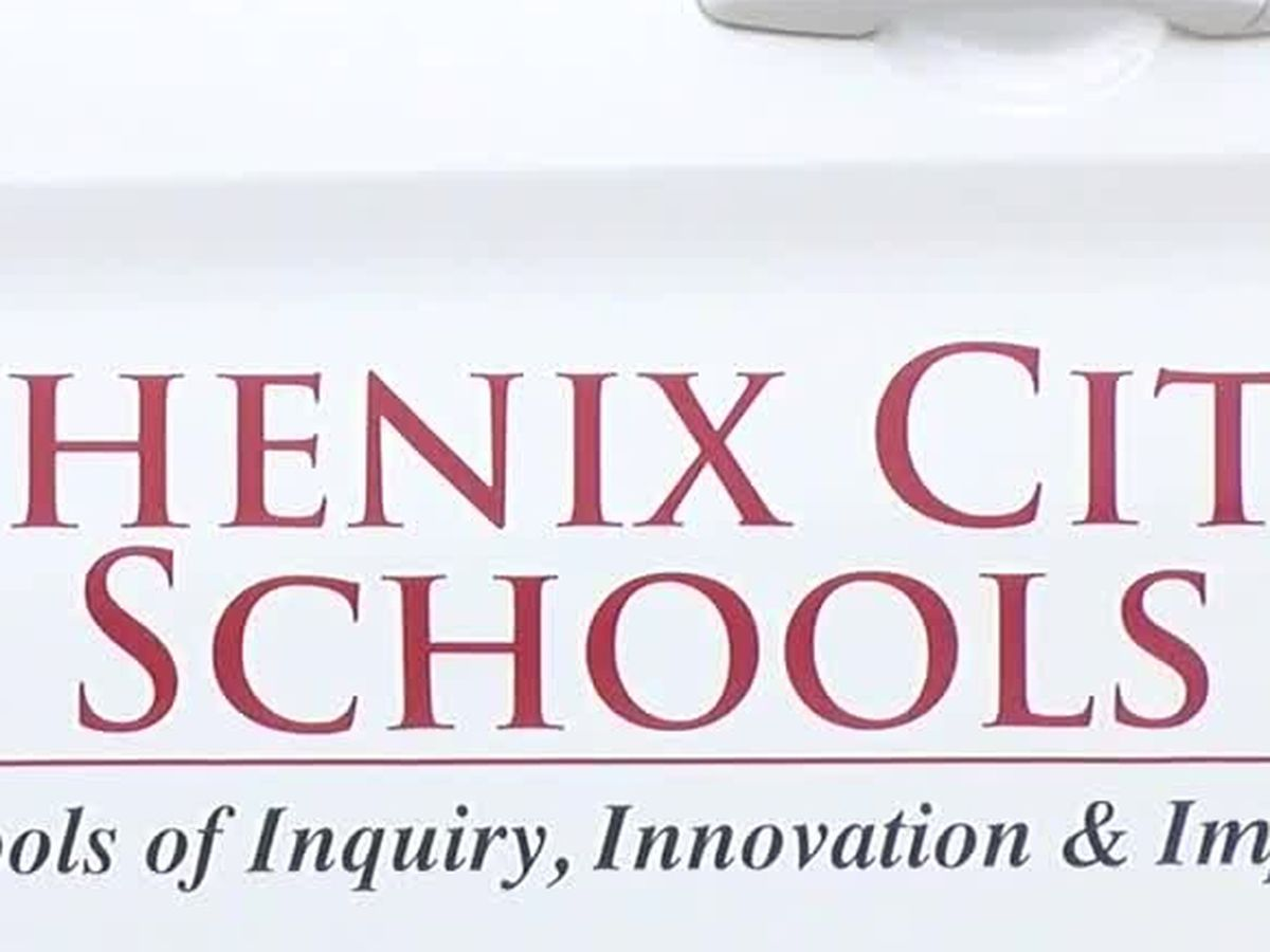 Three Phenix City teachers honored for their work