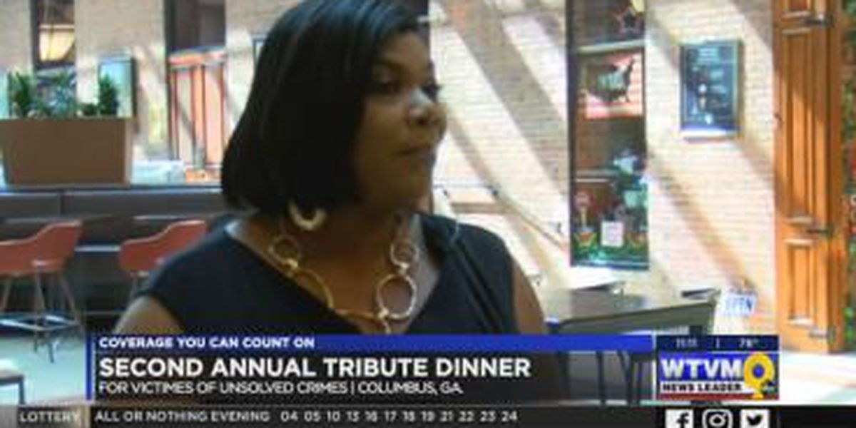 Tribute dinner honors lives lost in Phenix City and Columbus