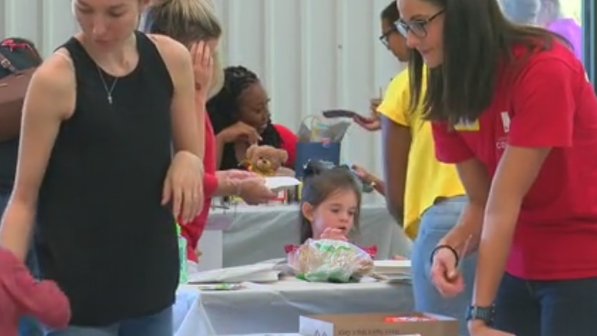 Annual Kids in the Kitchen event held Saturday Morning