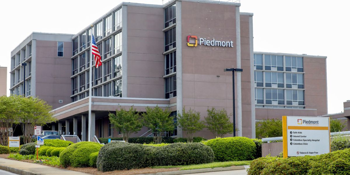 Piedmont Columbus Regional receives $1 million donation to renovate facility