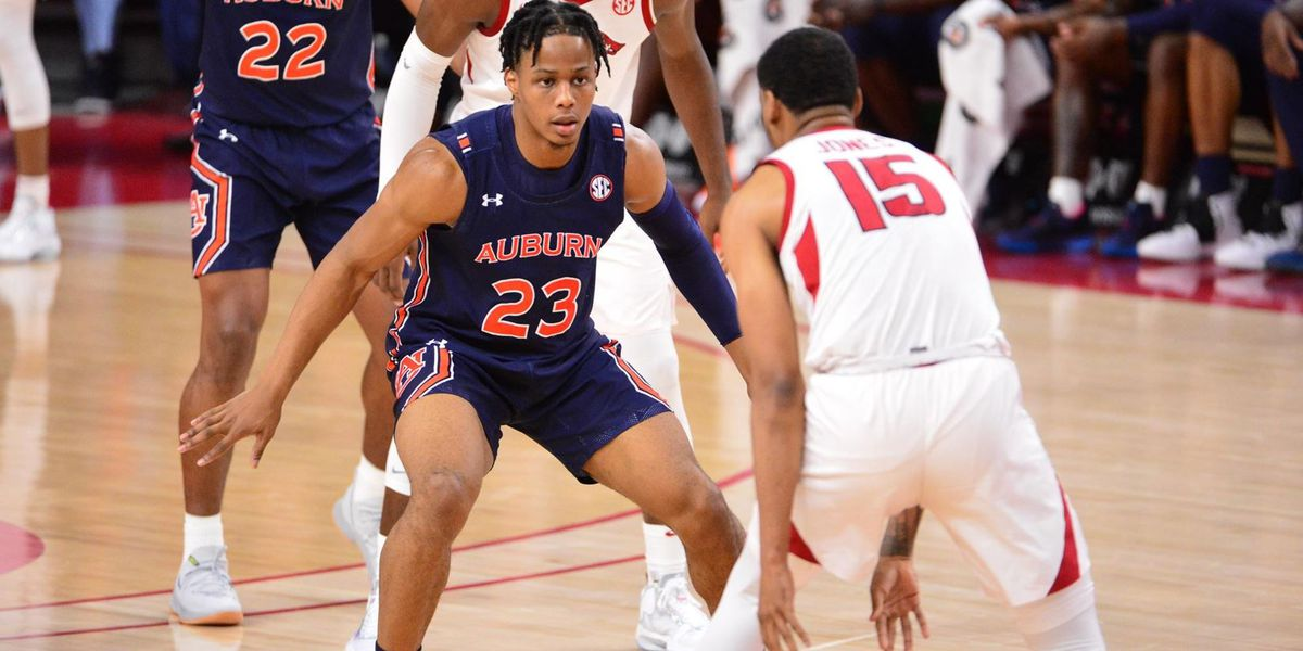 No. 11 Auburn pulls out another OT win on the road
