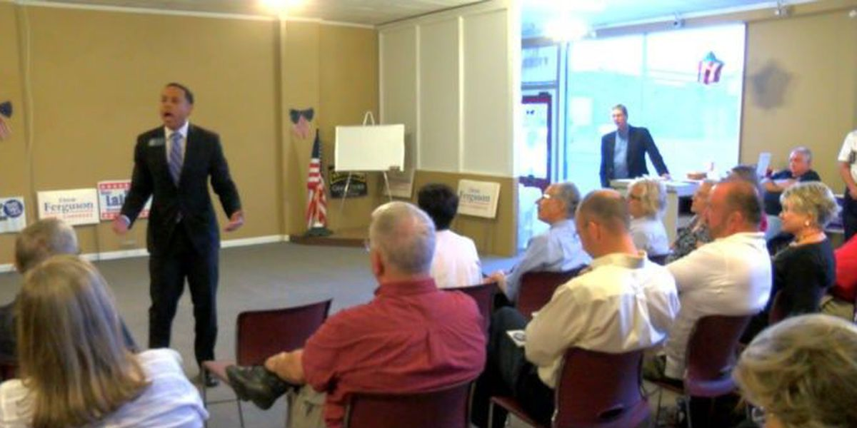 GOP Party leaders talk Nov. elections in Muscogee Co.
