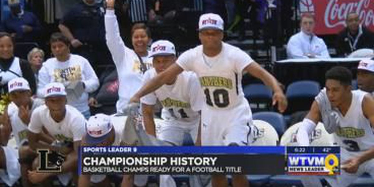 Lanett basketball champs now hoping for football title