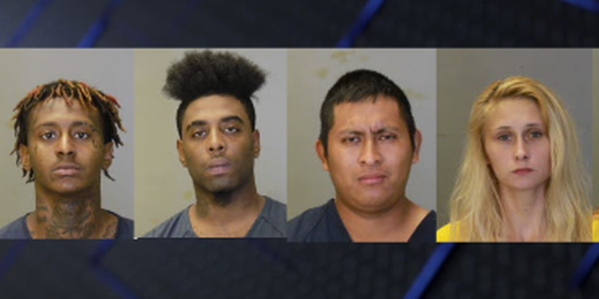 Several arrested on pimping; prostitution charges in Columbus