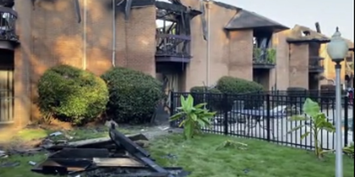 Investigation of Midtown Park Apartments fire in Columbus continues
