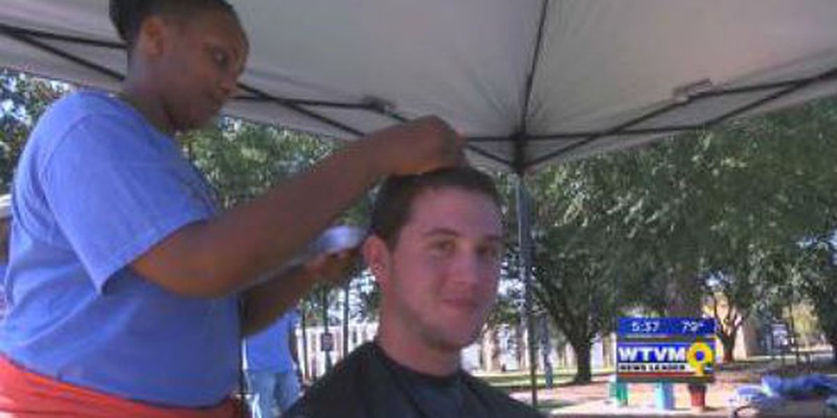 Shave to Save campaign raises money for breast cancer research