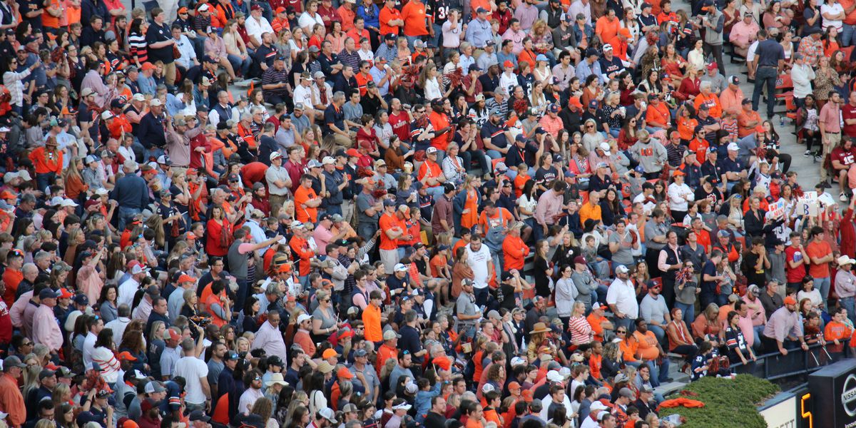 Auburn fans excited following thrilling Iron Bowl victory