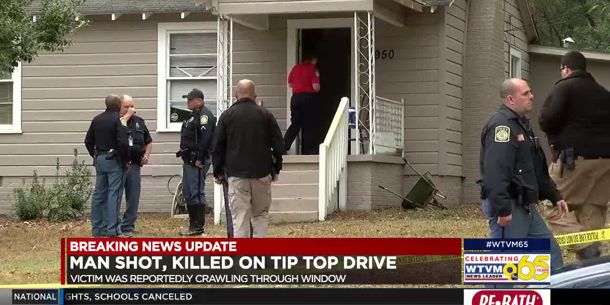 UPDATE: Man shot, killed on Tip Top Drive in Columbus; victim's girlfriend charged with murder