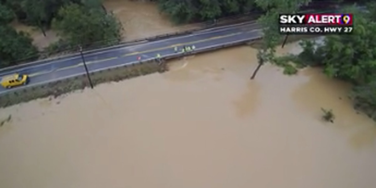 Columbus city engineers assess water damage to county roads
