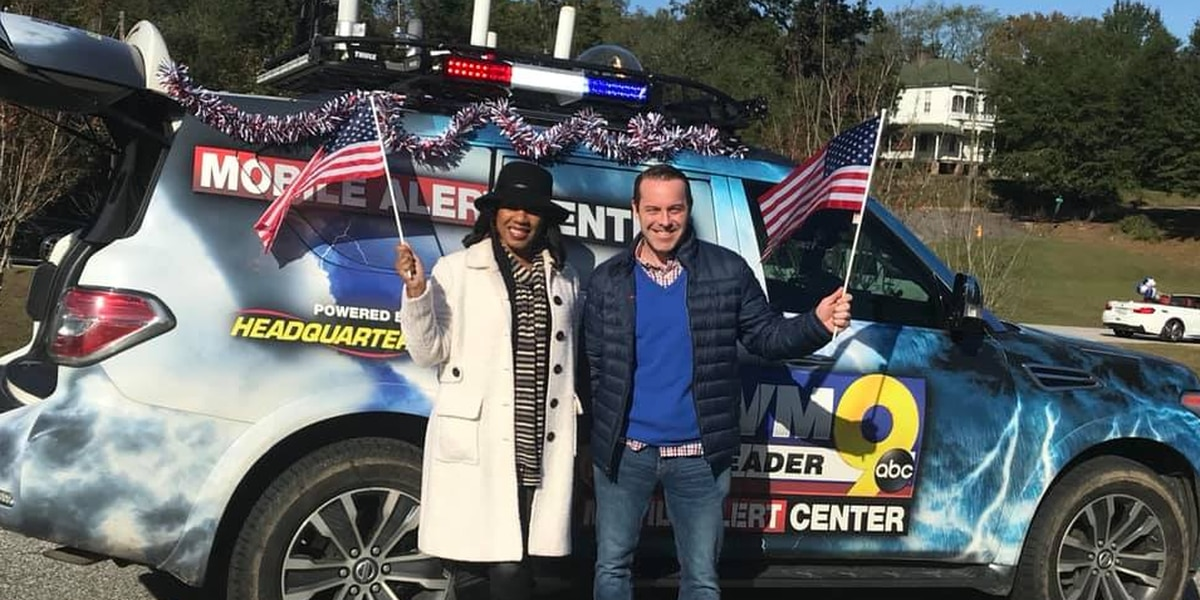 Chattahoochee Valley celebrates vets with Veterans Day Parade
