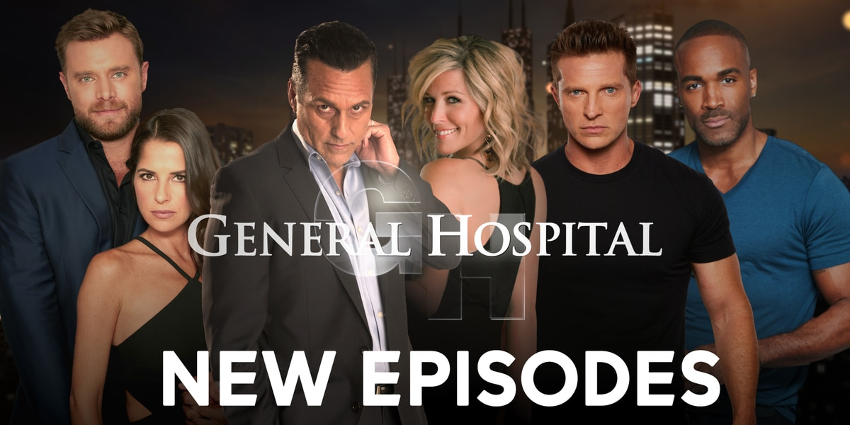 New episodes of General Hospital will begin soon