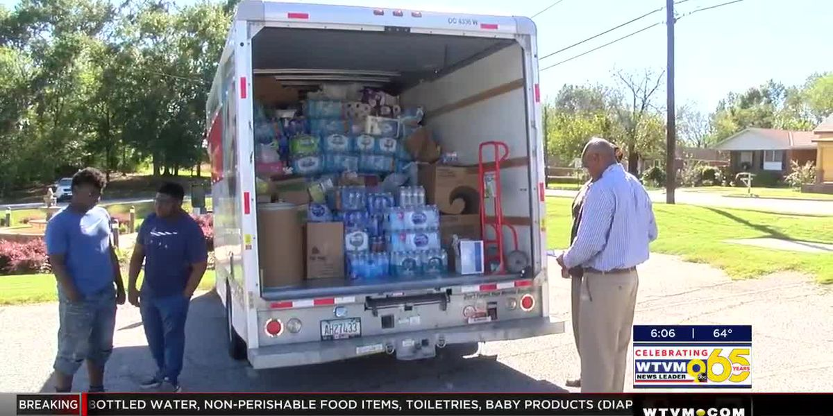 Church in Phenix City helps hurricane victims in Florida