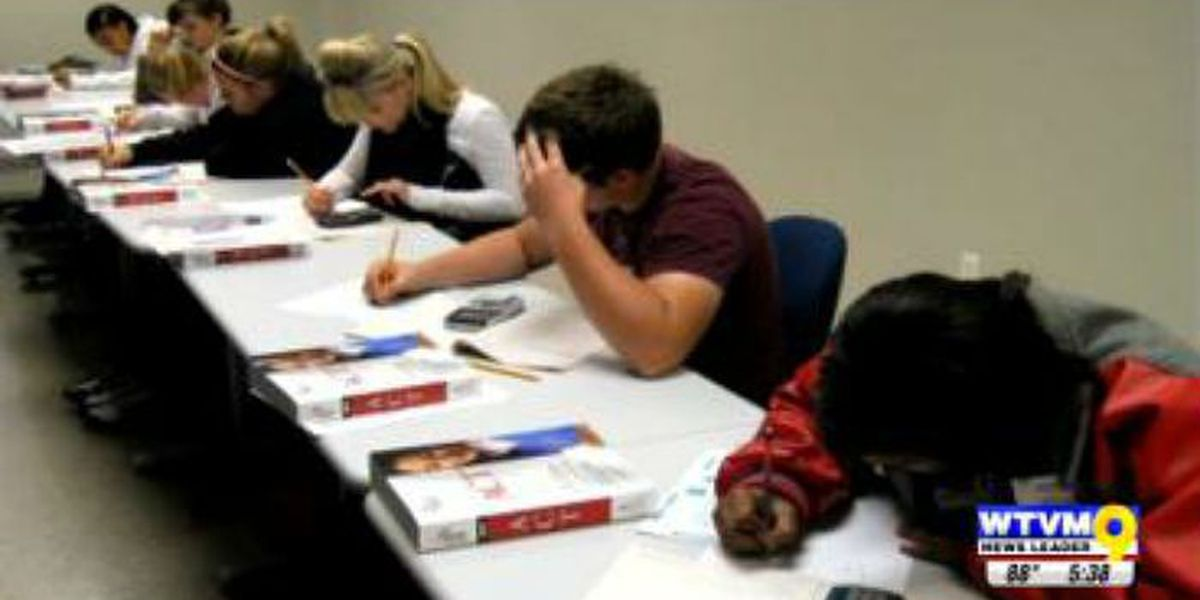 Public Tutoring Initiative offers additional ACT test prep for students