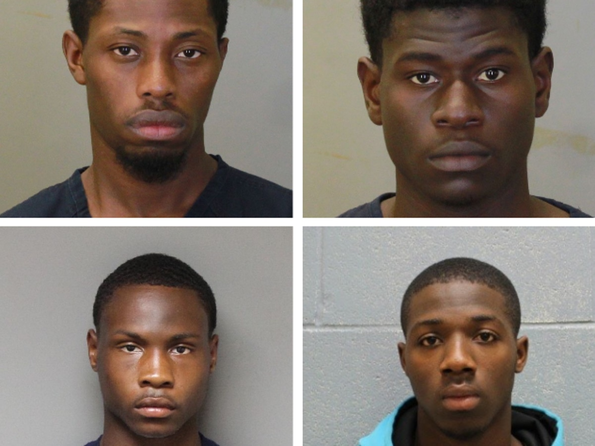 Three of five suspects arrested, one more ID'd in MLK Blvd. murder in Columbus