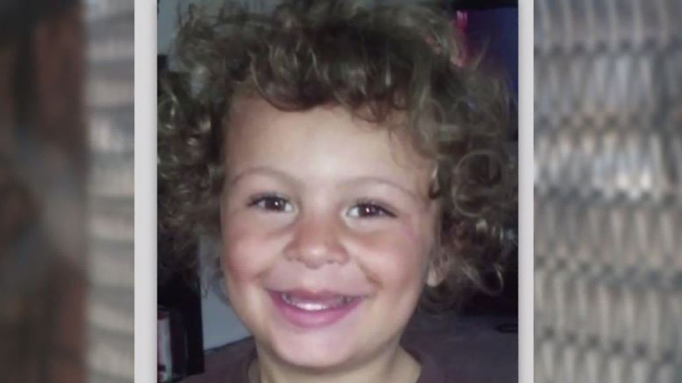 The body of 7-year-old Caden McWilliams was found Dec. 23. Police believe the boy could have been killed or died in late May. (Source: Facebook/KDVR/Tribune/CNN)
