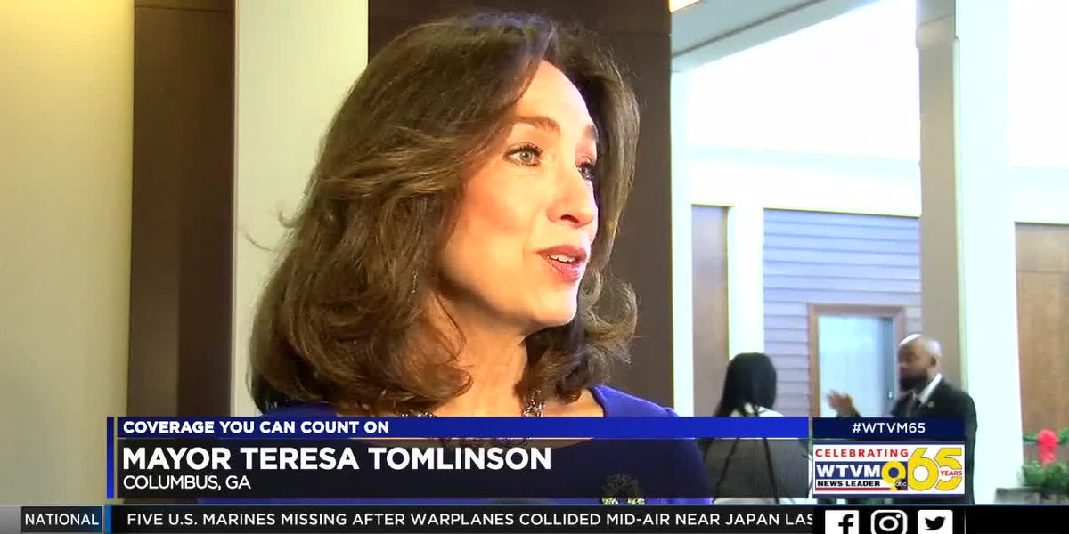 Former Columbus Mayor Teresa Tomlinson to formally announce US Senate run Wednesday