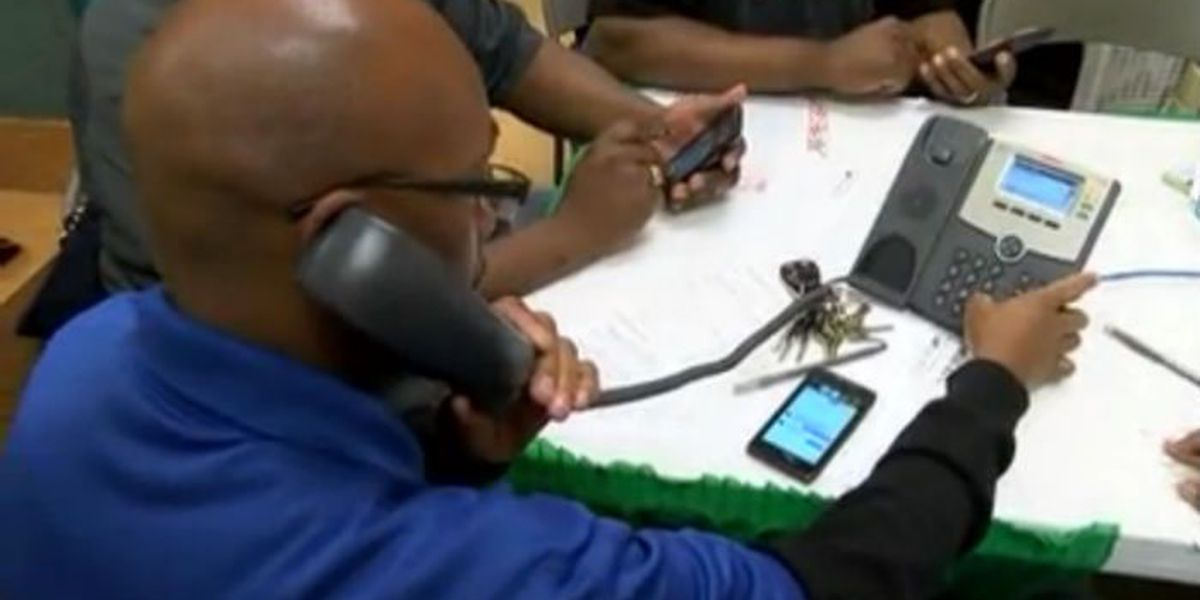 Davis Broadcasting helps those in need this holiday season