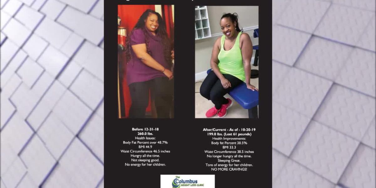 BUSINESS BREAK - THE COLUMBUS WEIGHT LOSS CLINIC