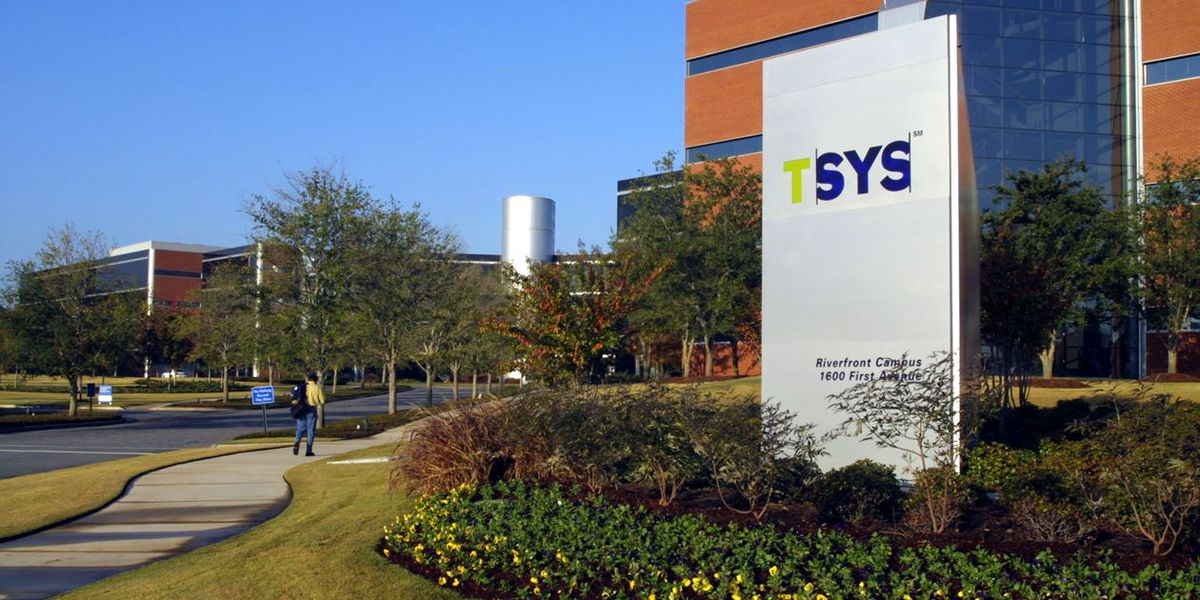 Global Payments/TSYS CEO forgoes salary as employees take ten percent pay decrease
