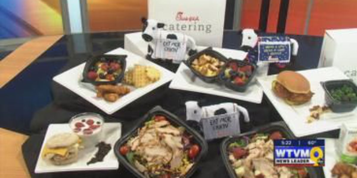 New Chick-fil-A to open in Columbus Park Crossing