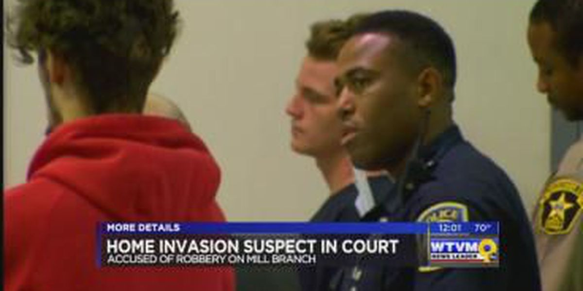 Latest Columbus home invasion suspect appears in court Thursday
