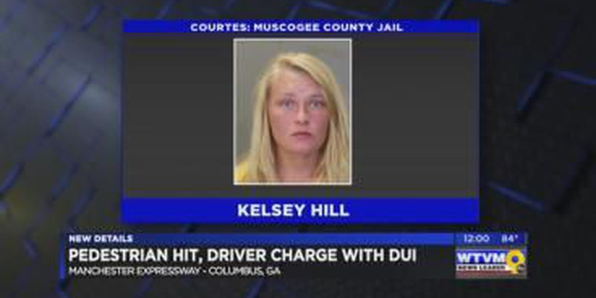 Woman arrested for DUI after pedestrian hit on Manchester Expressway