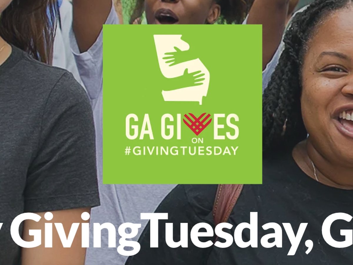 Where you can donate on Giving Tuesday