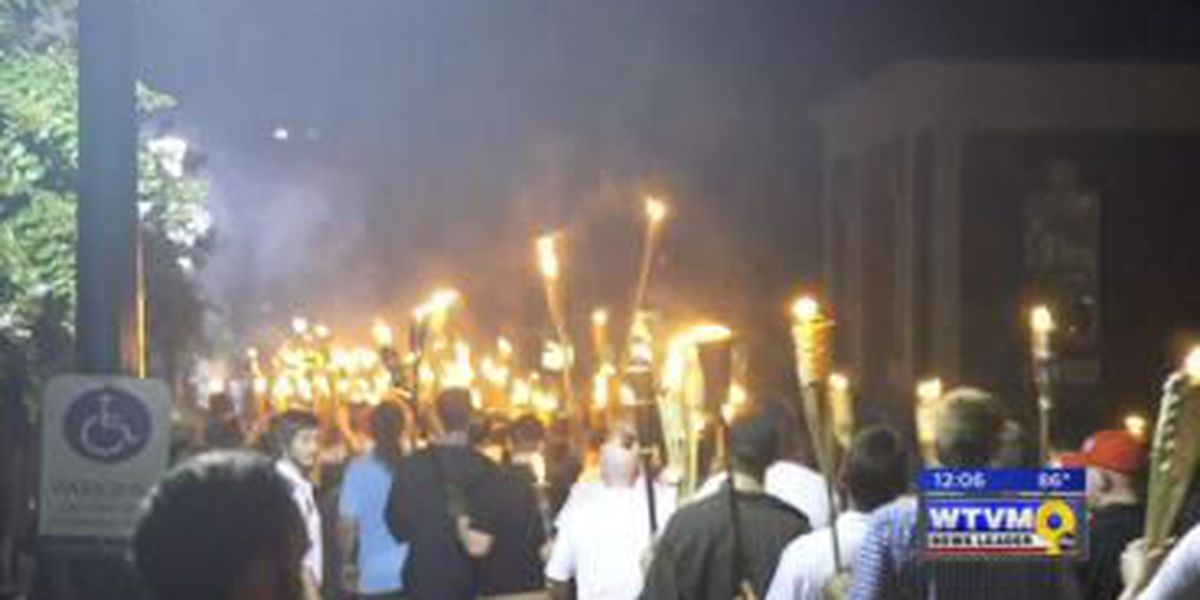 Tiki torch company speaks against Charlottesville deadly rally