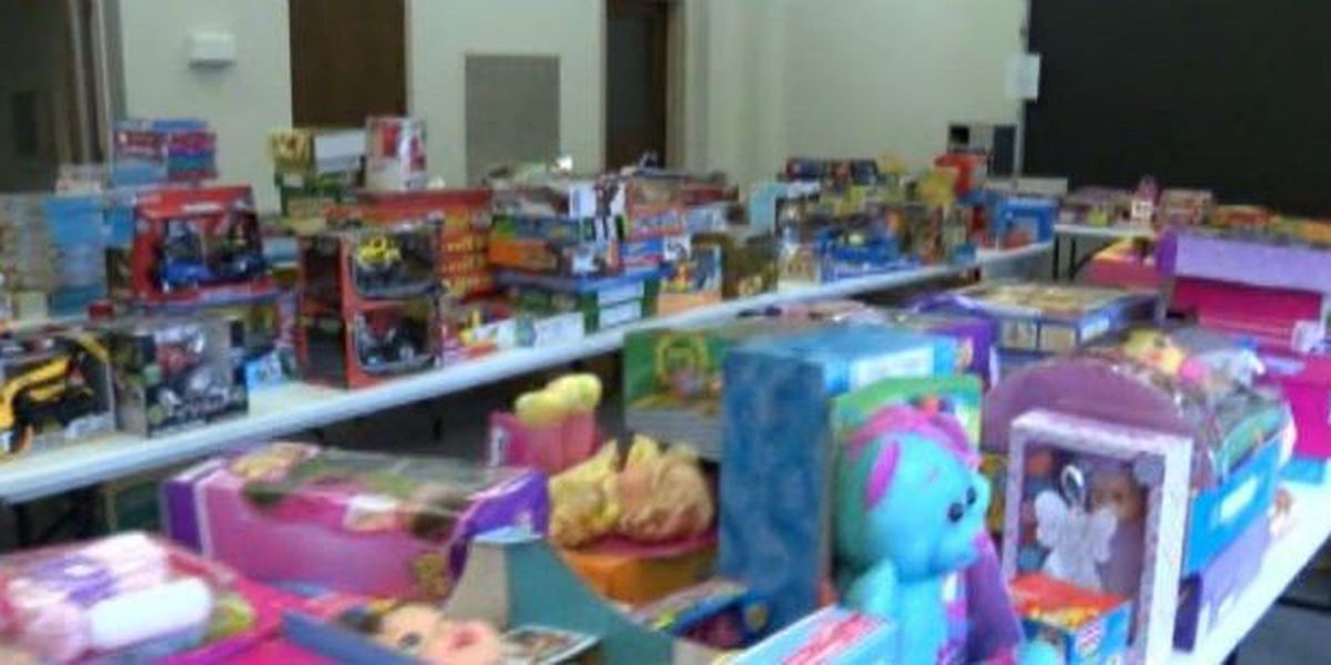 Auburn PD to kick off annual Toy Drive for children in need