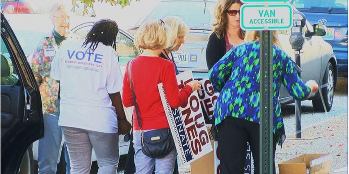 Democrats hopeful in upcoming Alabama U.S. Senate election