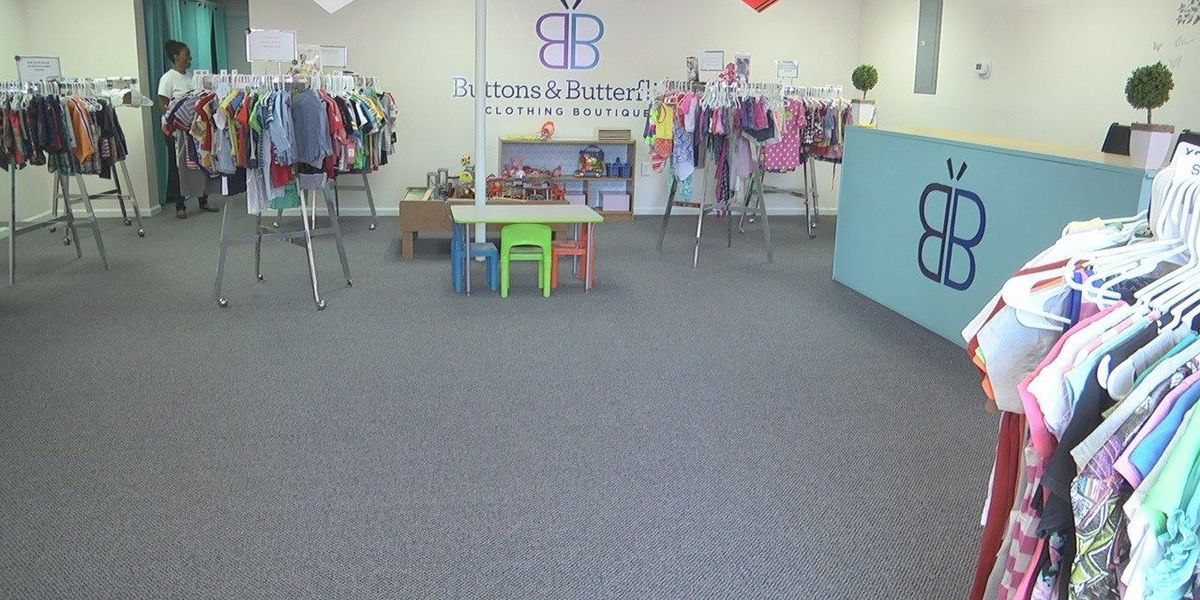 Fashion forward boutique caters to foster families