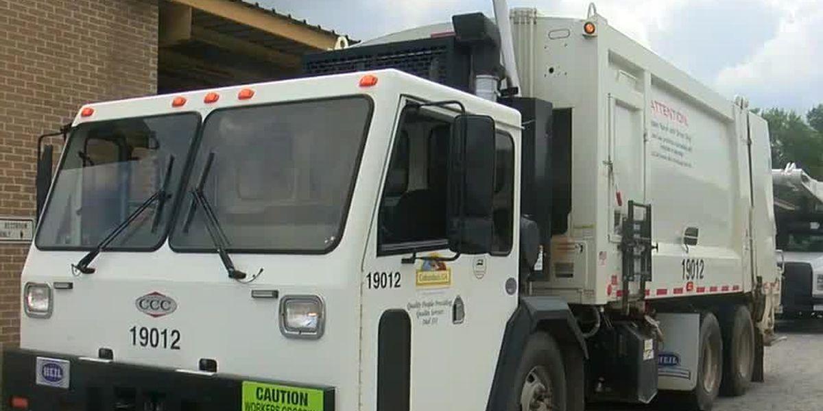 Shortage of inmates causing bulk waste pick-up delays in Columbus