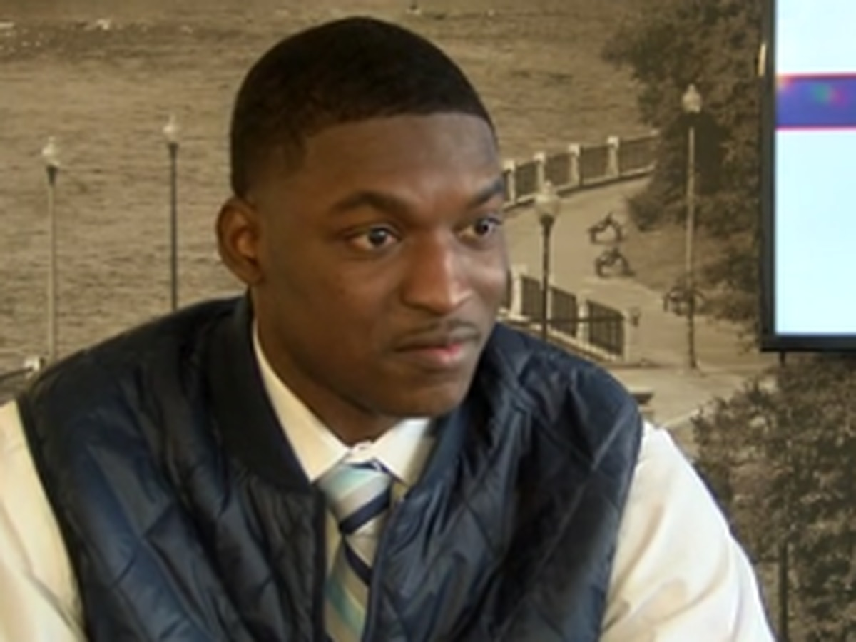 Victory Over Violence: Former Columbus drug dealer shares story of success in hopes of helping others